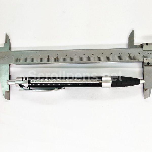 solid banner pens length