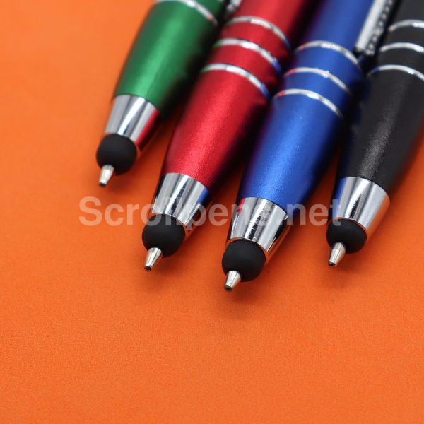 stylus pull out pens exhibition gifts